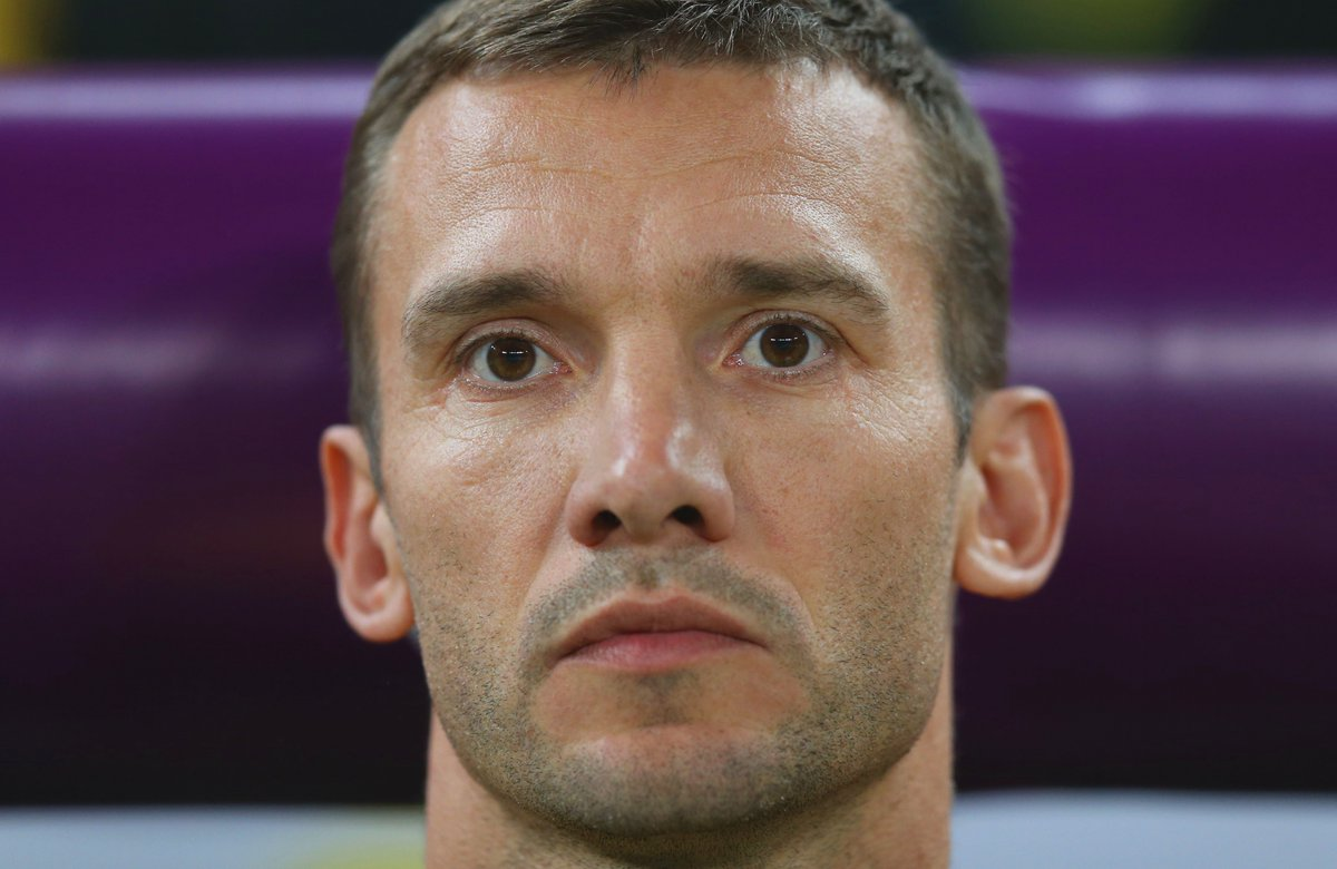 Andriy Shevchenko nommé entraîneur adjoint de l'équipe nationale de l'Ukraine