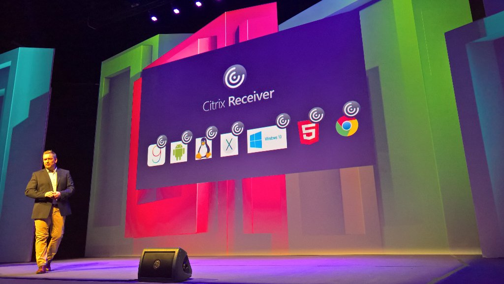 citrixreceiver hashtag on Twitter