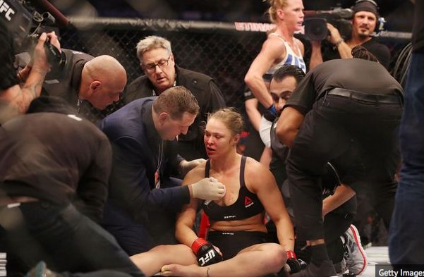 Ronda Rousey admits she considered killing herself after loss to Holly Holm https://t.co/6tRDFfgJIg https://t.co/8Z7WMCFNrv