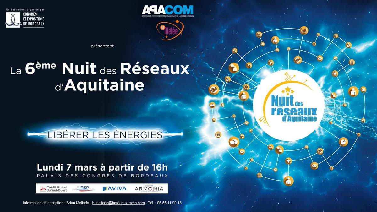 [LIBEREZ LES ENERGIES] Un événement organisé par l'@APACOMaquitaine, @La_Melee et coproduit par @CEBevt  #NDRA2016 https://t.co/usuVtcbbsY