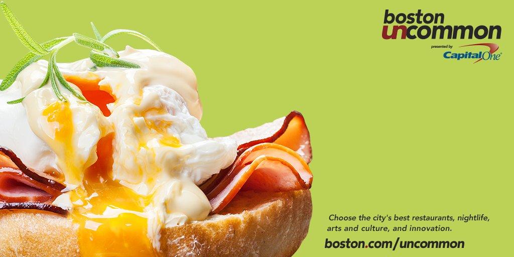 Boston : instagrammable menu Boston BostonUncommon   Boston