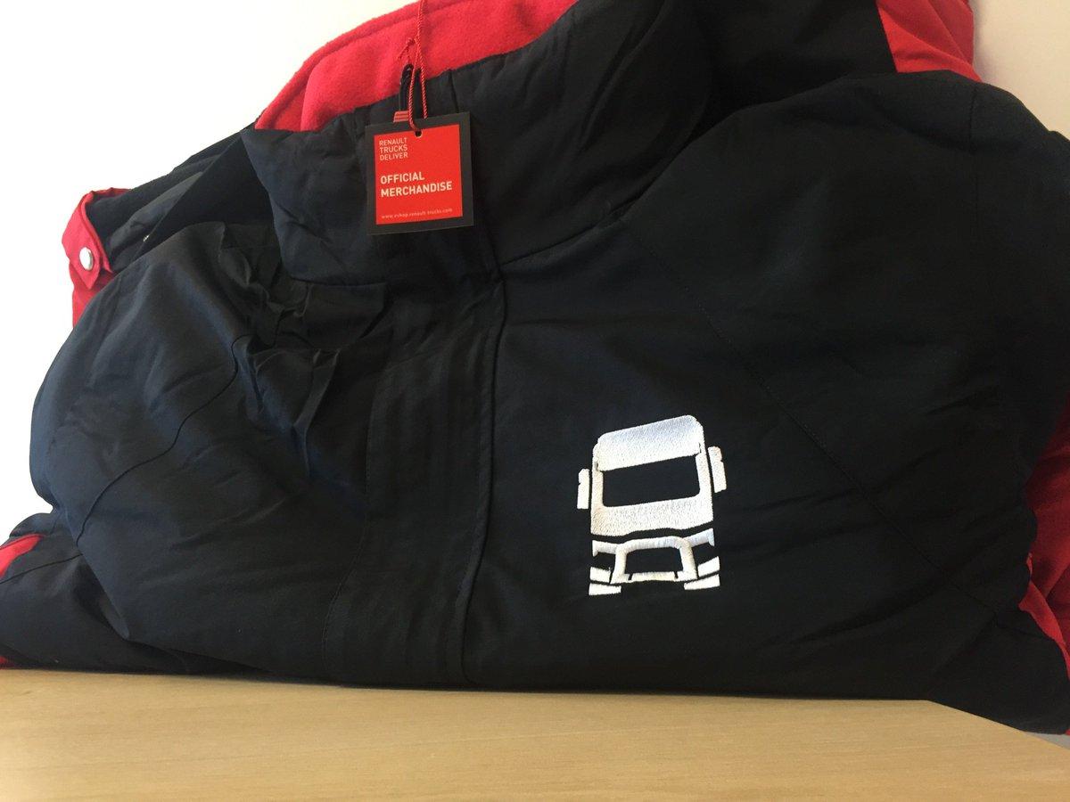 куртка renault trucks