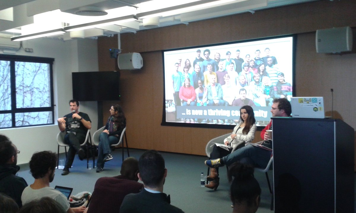 The #badass @founderscoders giving the #tech ecosystem some skills in product management here @TechHub @CampusLondon https://t.co/SZ7Va9mQh8