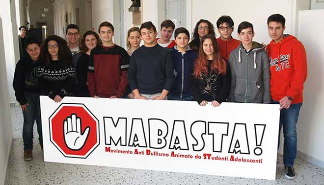 MaBasta, movimento contro il bullismo