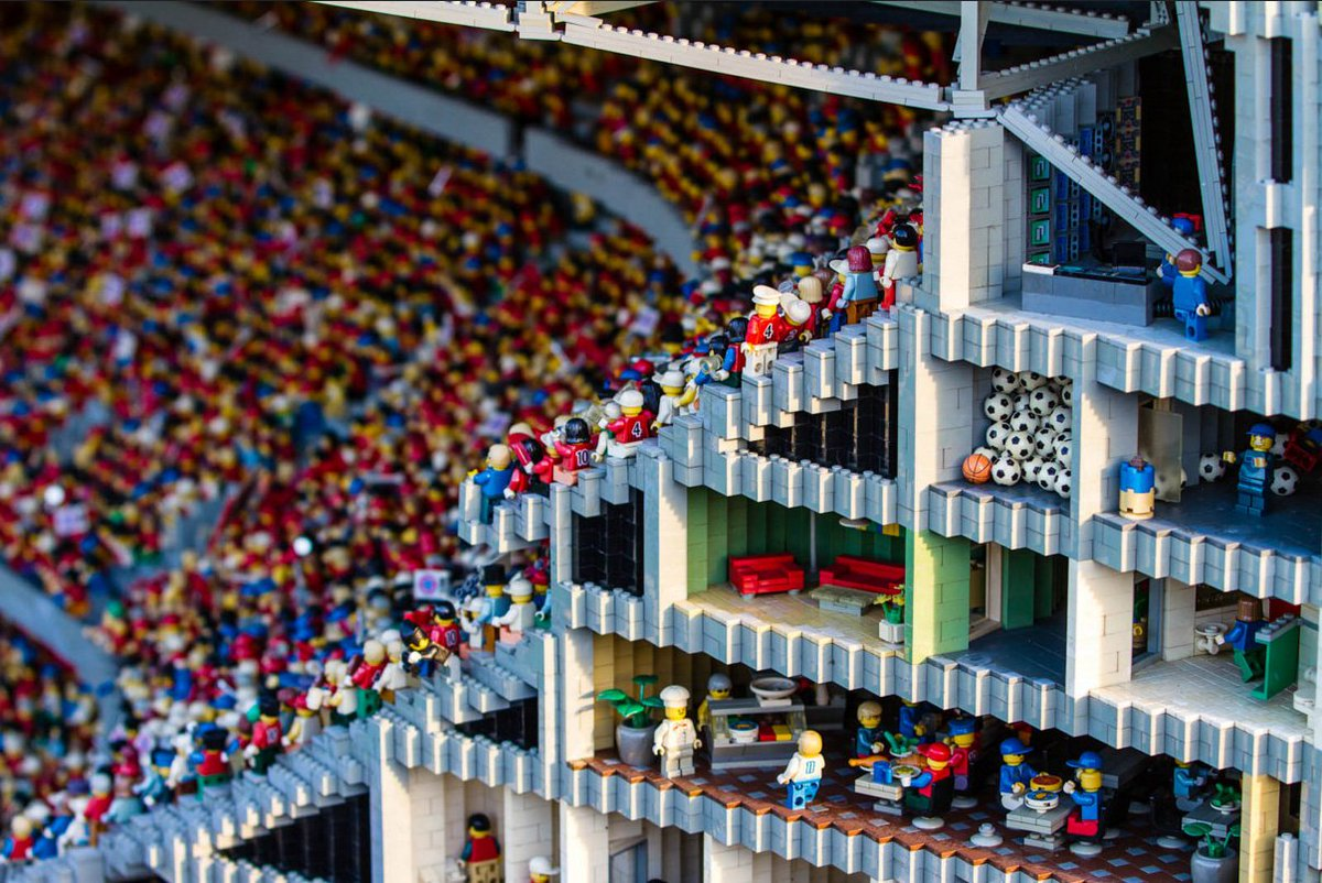 Everything is awesome!!! - Legoland - Allianz Arena (via Traveller_40 on Flickr) - https://t.co/BHbmDzCDu1