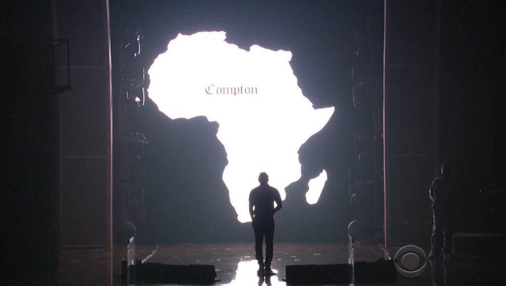 Yasssss!!! Kendrick! #GrammysOn320 https://t.co/kX6yEzj91r