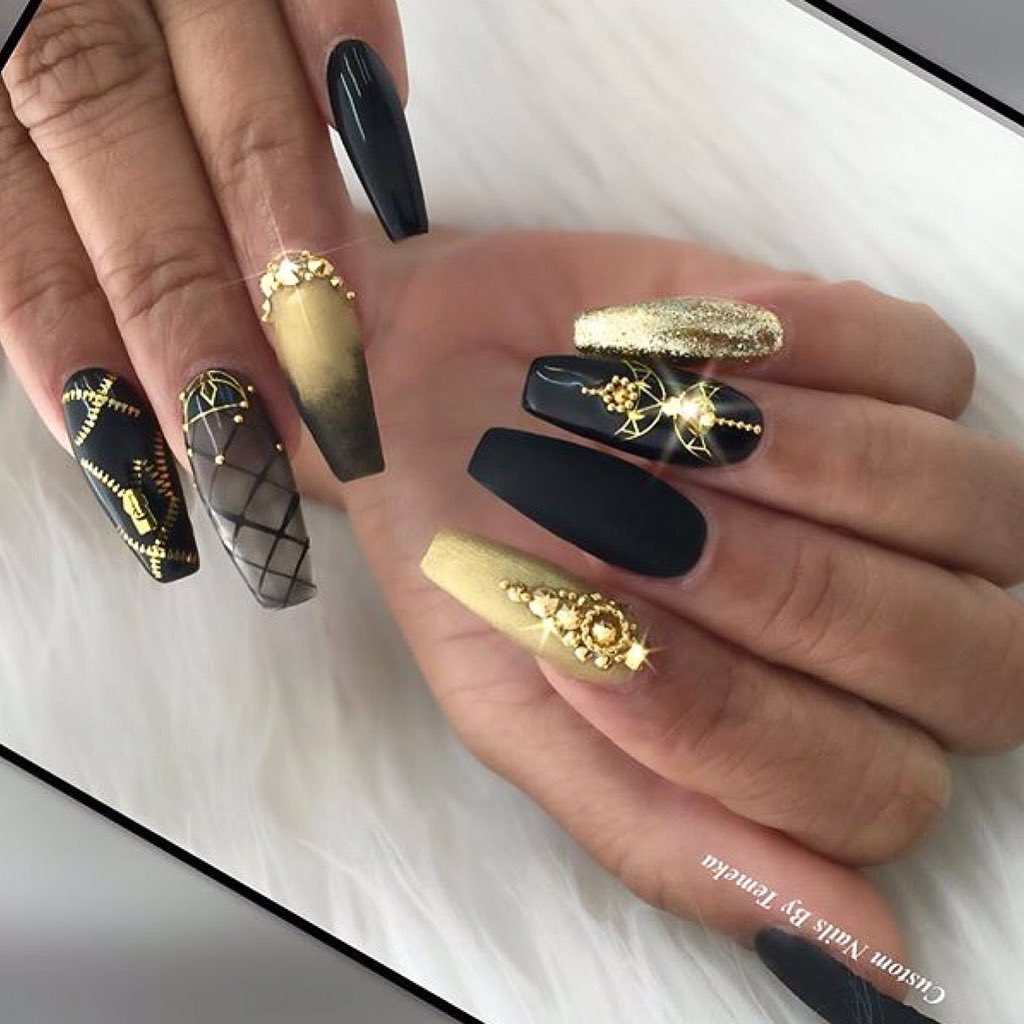 Inm Nails On Twitter Yonce Yall Beyonce Inspired Nails By