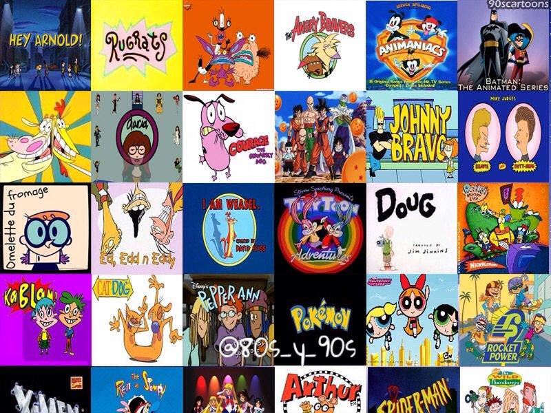 #QueLindoSeria volver a ver estas caricaturas...