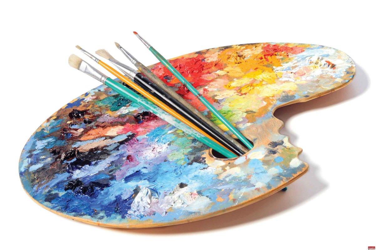 Жизнь идет, открытки по художественному искусству