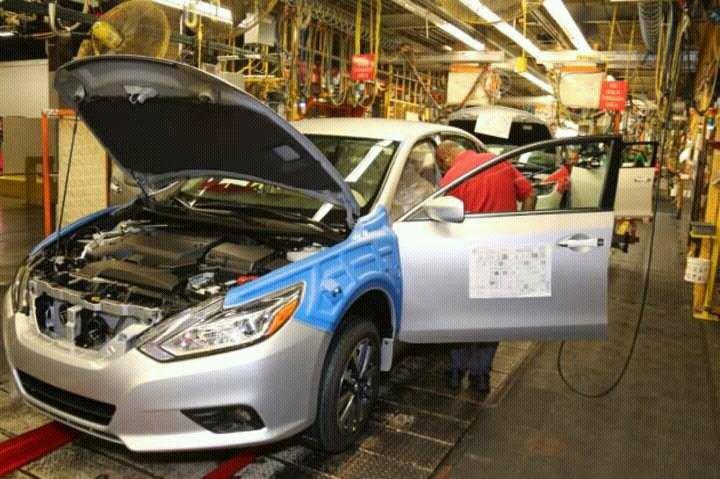 Nissan amplia richiamo Auto prodotte nel 2014 per un problema alla pompa del carburante