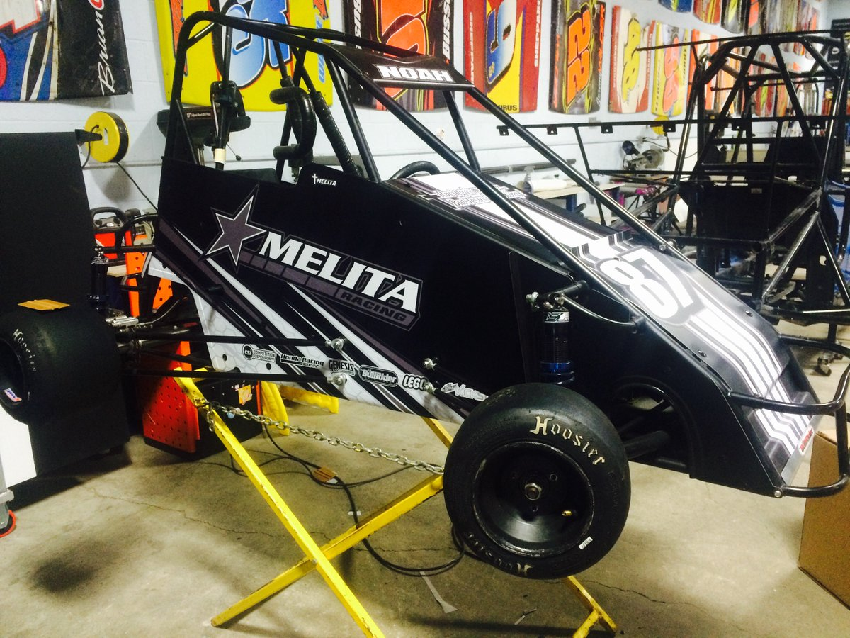 Will Quarter midget decal designs know