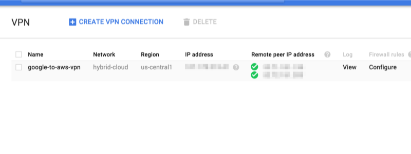 The next version of Terraform (0.6.12) can create VPN connections between @awscloud and @googlecloud.