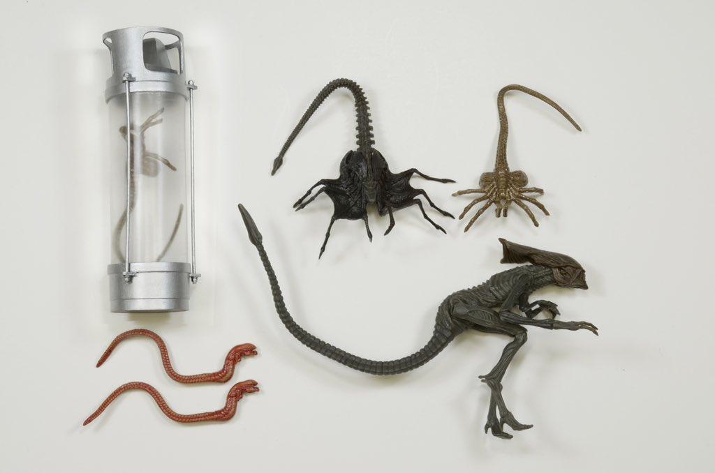 NECA Alien Creature Pack
