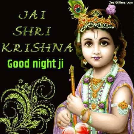 Mohan Singh Chauhan On Twitter Jai Shree Krishna Good Night Sweet