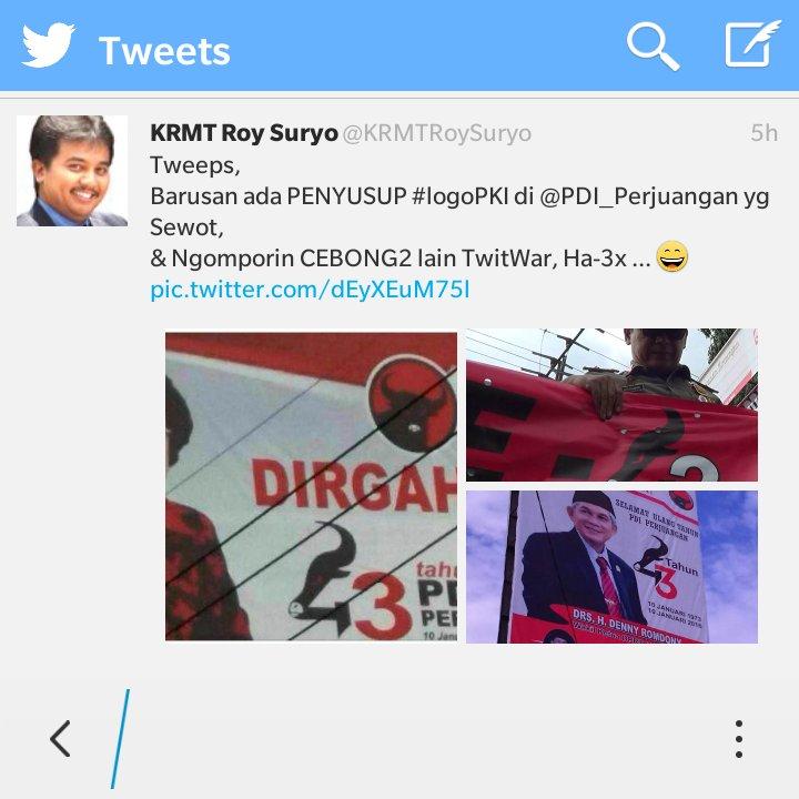 Thumbnail for Conversation with @ndorokakung and @KRMTRoySuryo