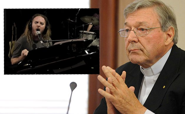 Tim Minchin's Cardinal Pell Protest Song Added To Triple M Network Playlist: https://t.co/uUI4VI2RID https://t.co/dMFVpabTnK