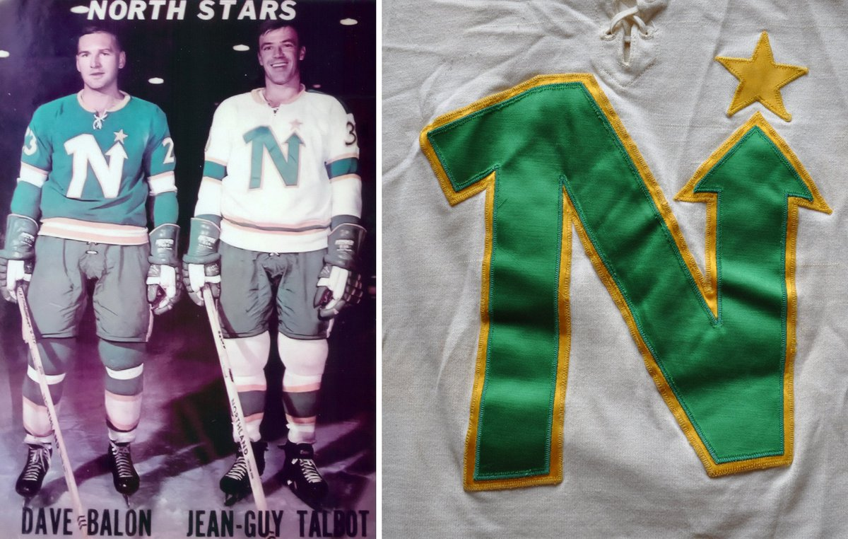Nice To See Old North Stars Gear (video)