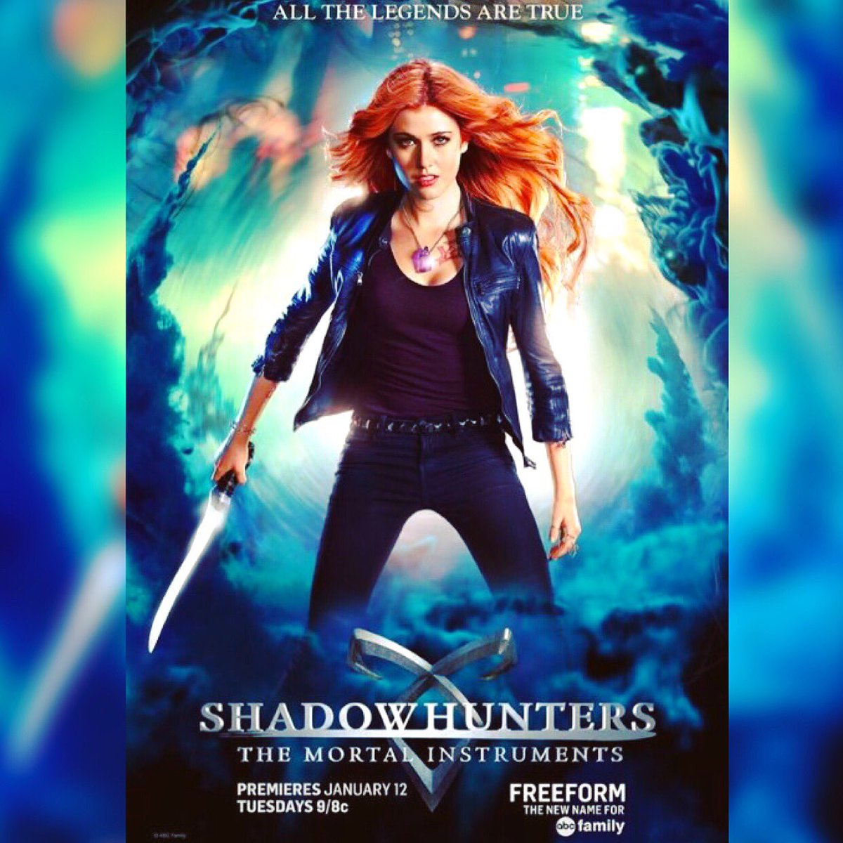 Watch @ShadowhuntersTV tonight at 9/8c to hear a song @Ruellemusic and