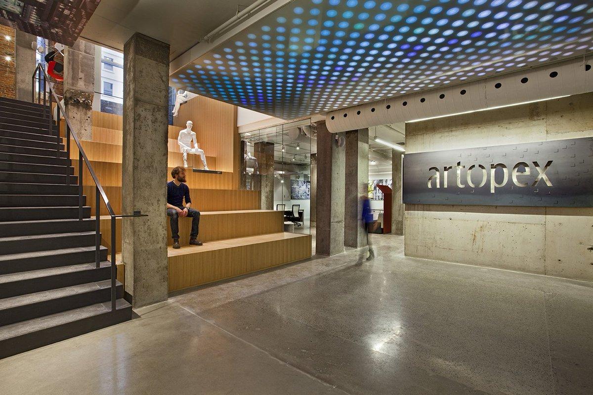 Artopex Mtl Nomm Meilleur Design En Europe Amrique Selon Asia Pacific Interior Awards For Elite Bravopictwitter 78sMznPMfV