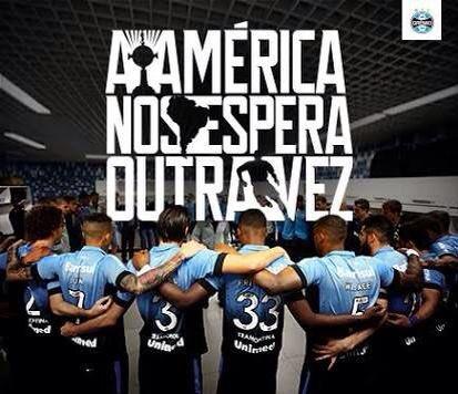 Ta chegando a hora! Hoje começa a batalha pelo Tri da Copa! 8 milhões estão contigo, @gremio! https://t.co/s55mDIHXpD