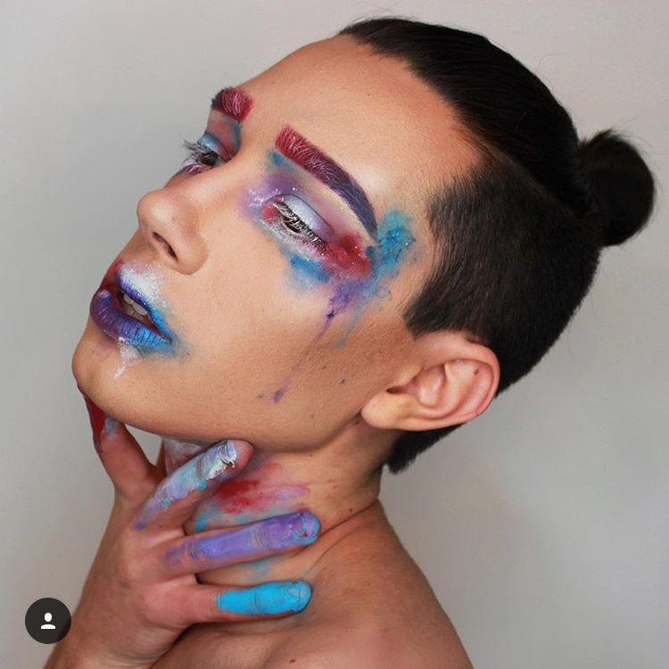 James charles makeup tutorial for beginners