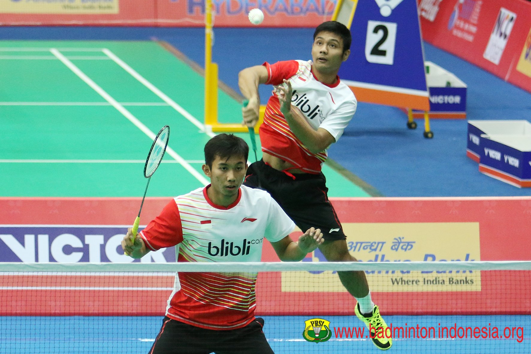 "BADMINTON INDONESIA on Twitter ""Berry Angriawan Rian Agung"