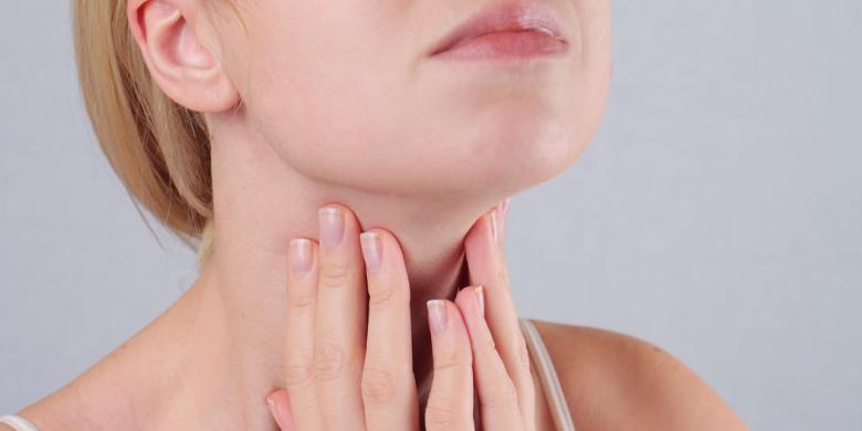 Tips Cara Alami Mengobati Penyakit Gondok (Parotitis) - AnekaNews.net