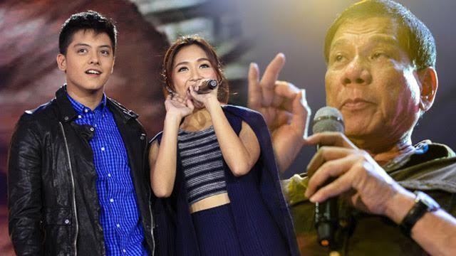 On Inside Track: The time Duterte had to make way for KathNiel https://t.co/BHwYEqzkdi https://t.co/NRKxtDU3ca