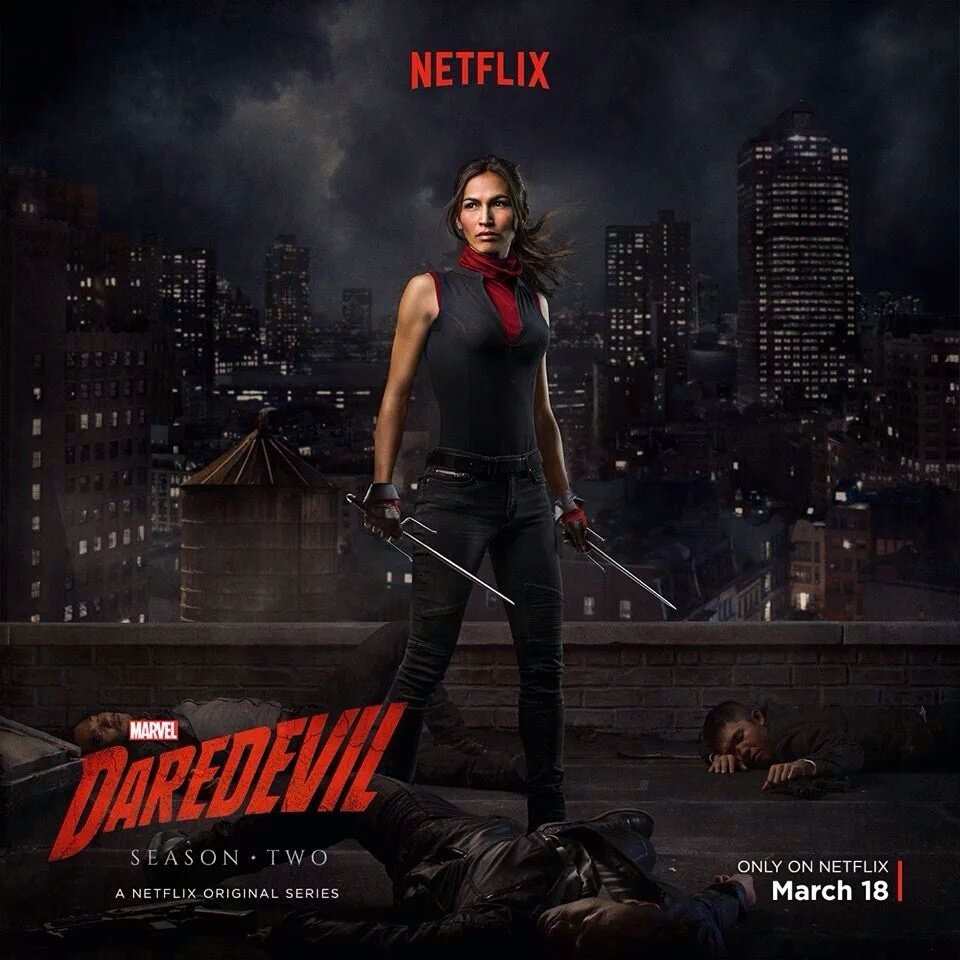Elektra's poster https://t.co/SnlkOCzqO9