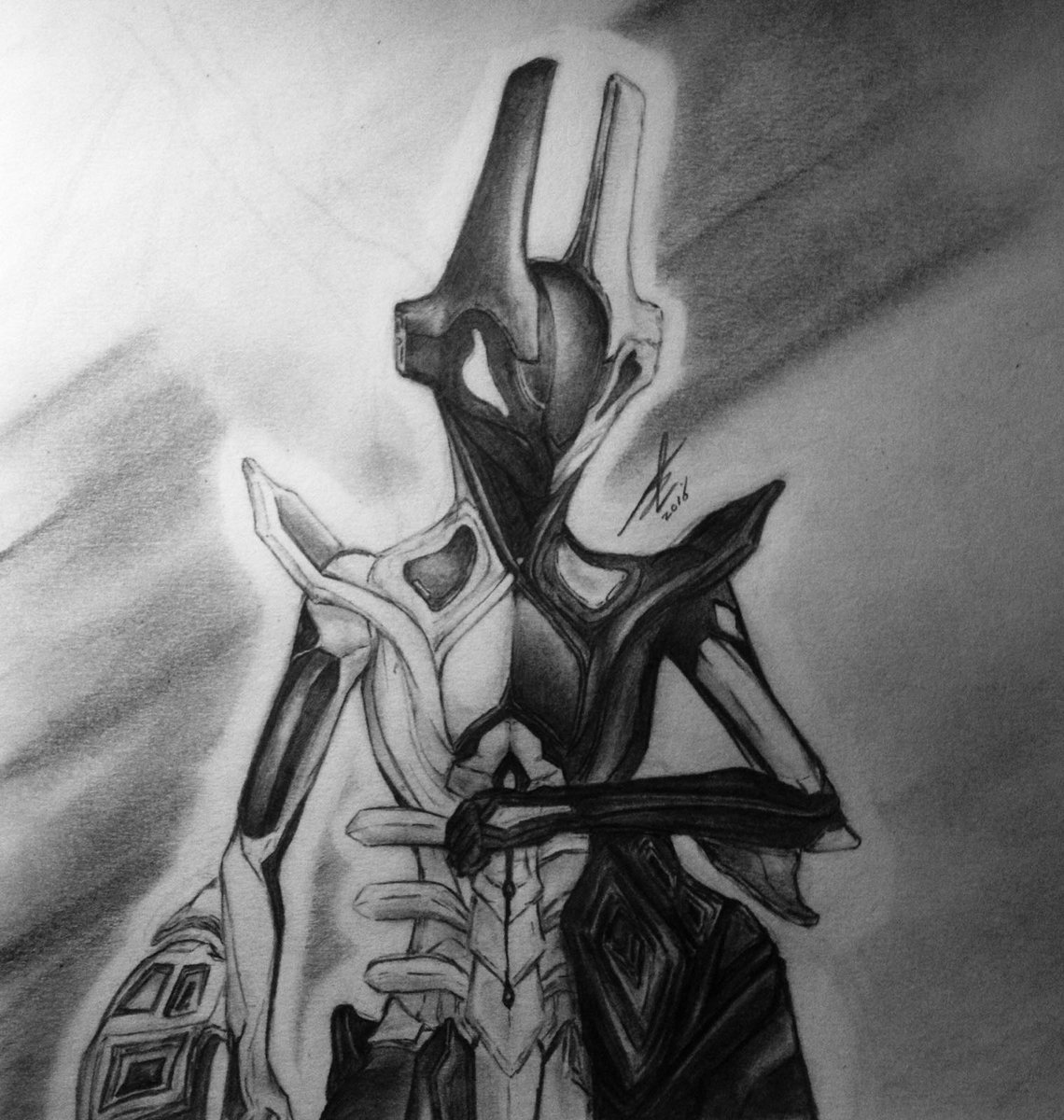 soul on twitter my drawing of the equinox warframe what