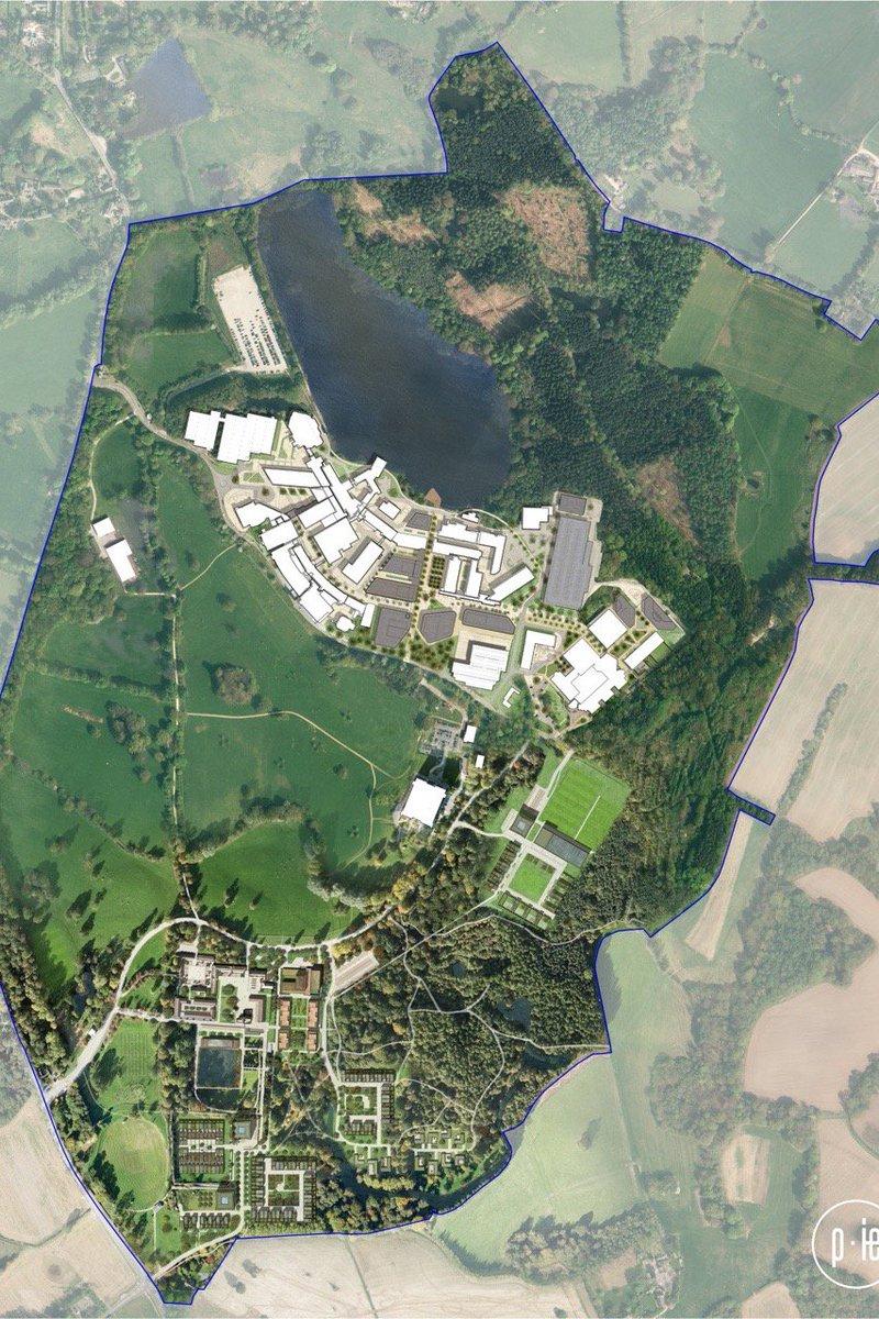 Plans for development of Alderley Park approved https://t.co/t2AQzKWlbM https://t.co/QlFD5RwucI