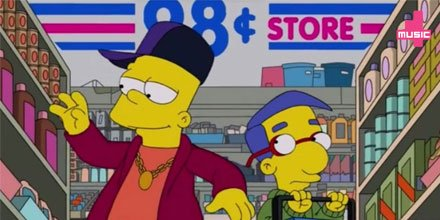 Simpsons Drake S Bart Ballin Simpsons Drake Startedfromthebottom Scoopnest