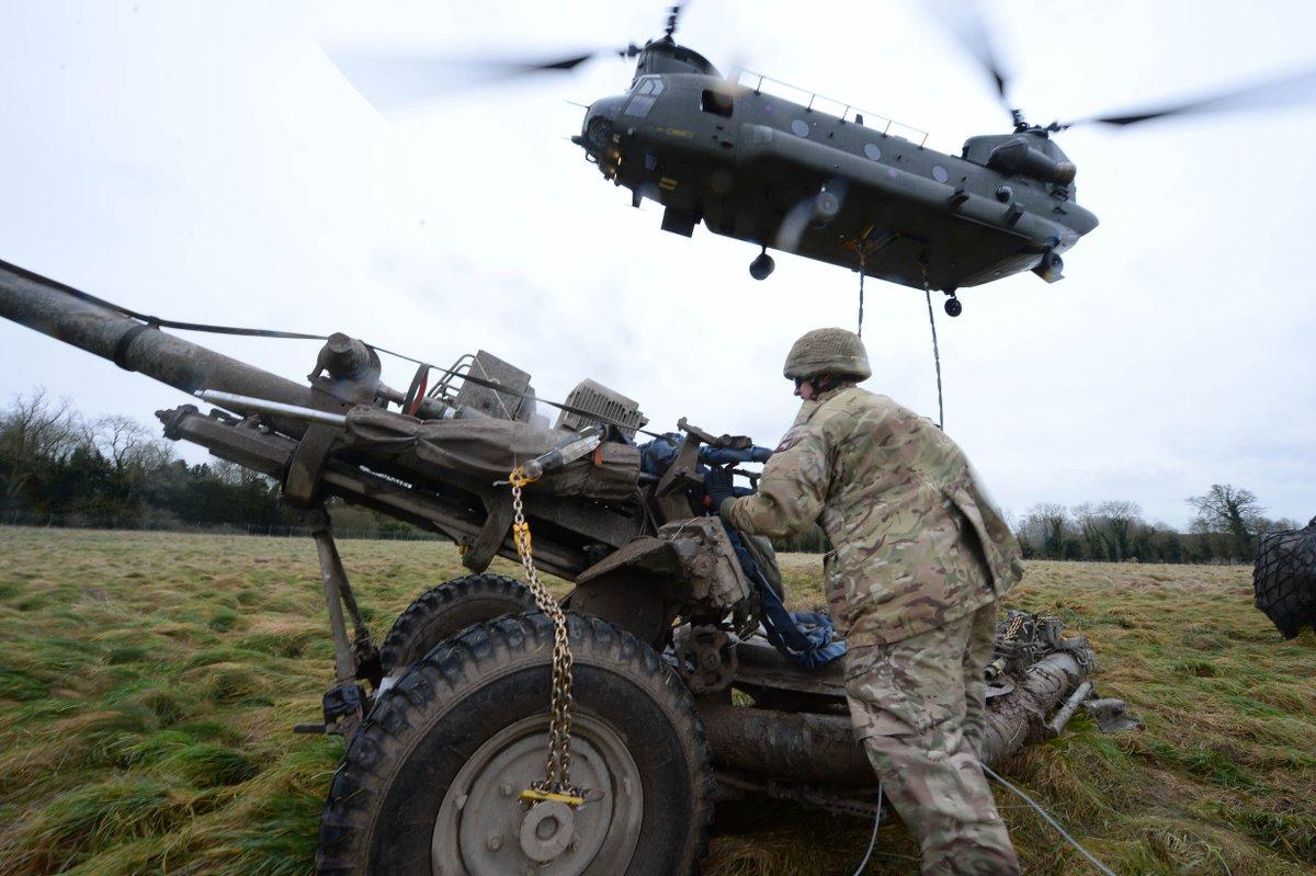 16AirAssaultBrigade On Twitter 7 Para RHA Show Off Their Air Assault Skills Tco WEBiauFzqP