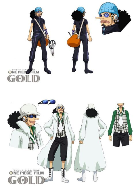 Character Design One Piece : Majeh on twitter quot one piece film gold character design