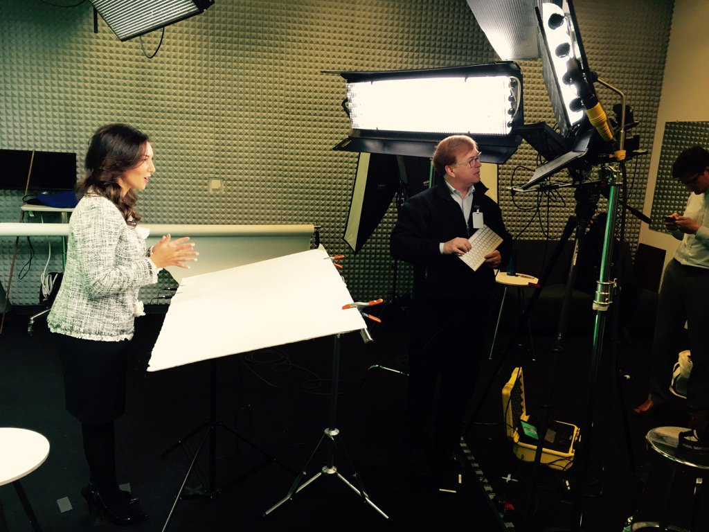 Producing new segments of the NFCU Money Minute for DNTV @NavyFederalNews @defense_news