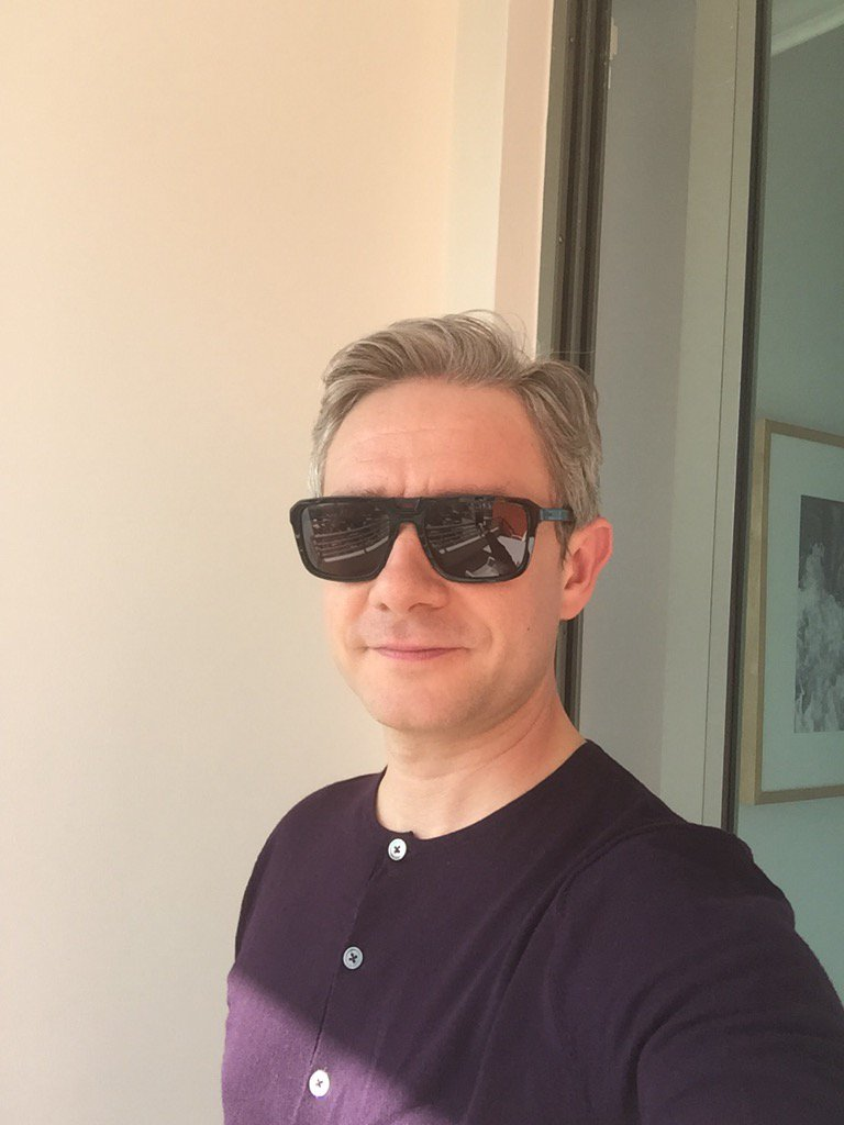 """Real Stars may be rare, but shine brightly in Peurto Rico..."" #realstarsarerare #tonic #martinfreeman"