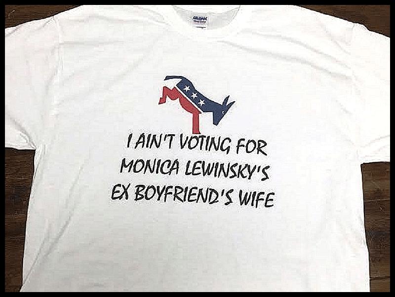 Best campaign T-shirt ever? https://t.co/xVqb3lG3MQ