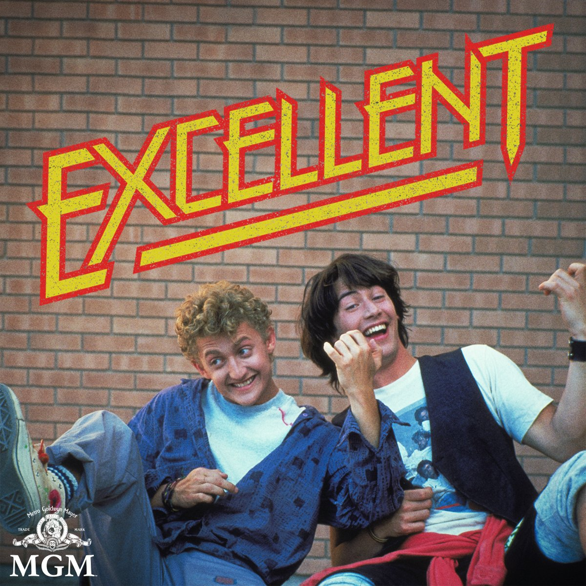 Image result for bill and ted excellent dude