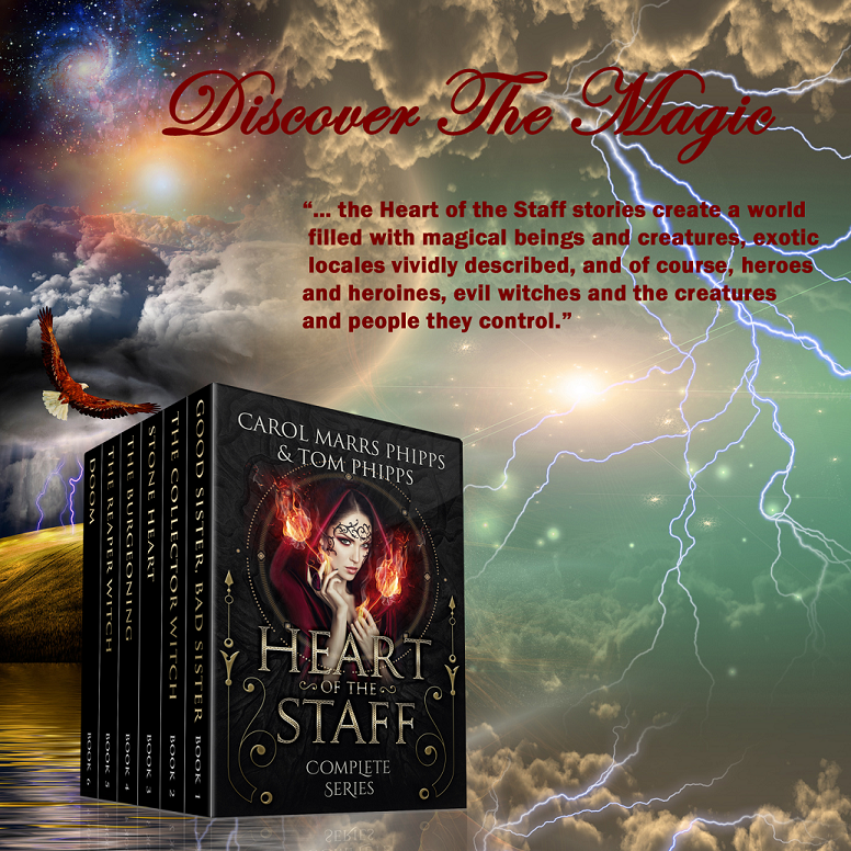 RT @Car01am Escape to a Magical World… #fantasy #asmsg #boxset #IARTG...