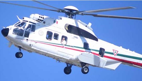 Elicottero Del Papa : Le monde des opérateurs du h m ec caracal page