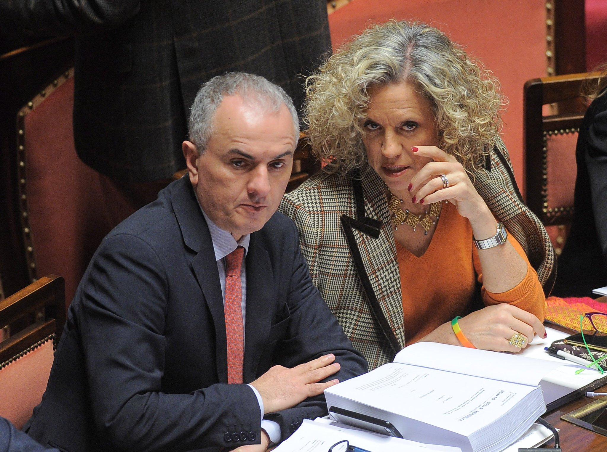 Monica Cirinnà, relatrice del Ddl sulle unioni civili