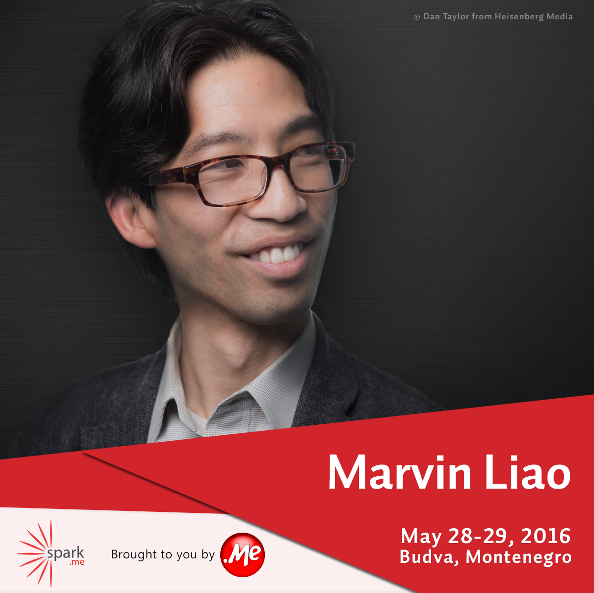 Look who's coming to #SparkMe as a speaker for the second time! The one and only @marvinliao! <3 https://t.co/xrjQkBrFwG