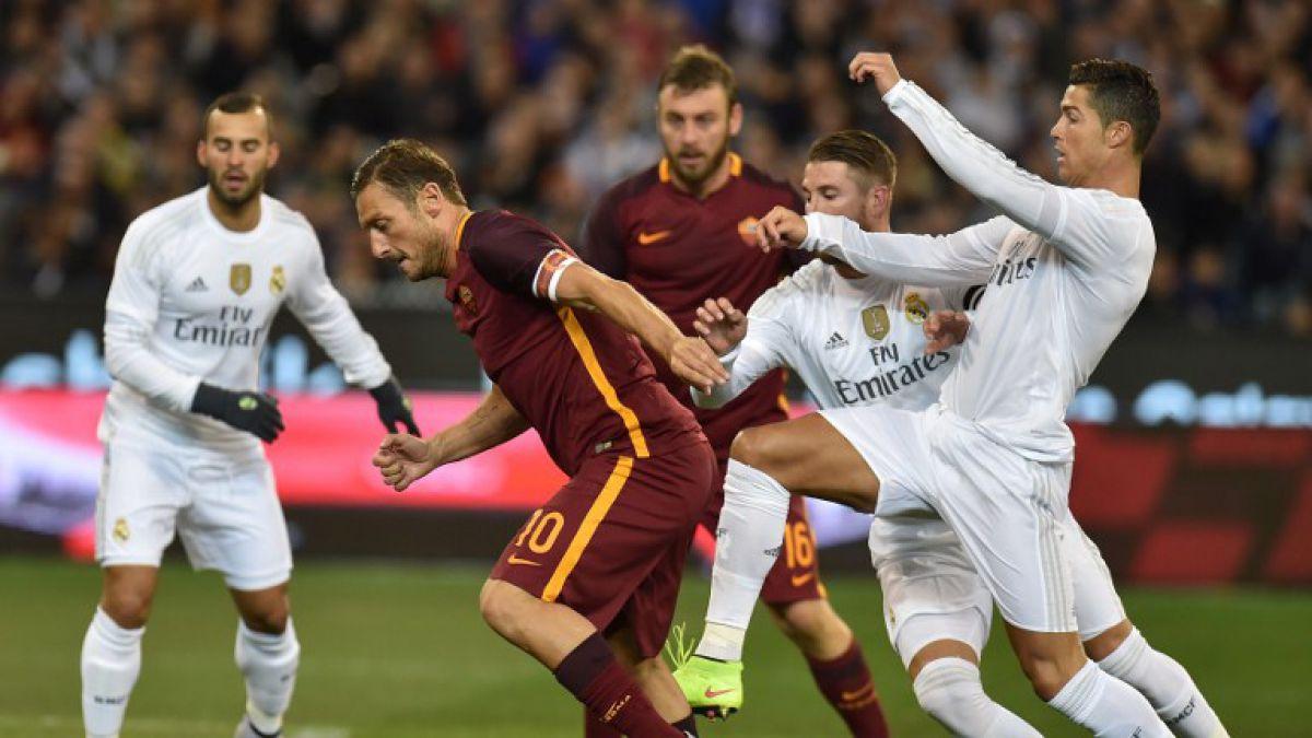 Roma-Real Madrid Streaming e Diretta TV adesso alle 20:45