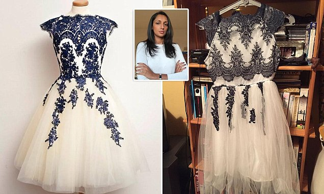 Bride Who Ordered Her Wedding Dress Online Is Horrified After She Is Sent  U0027cheap Knock