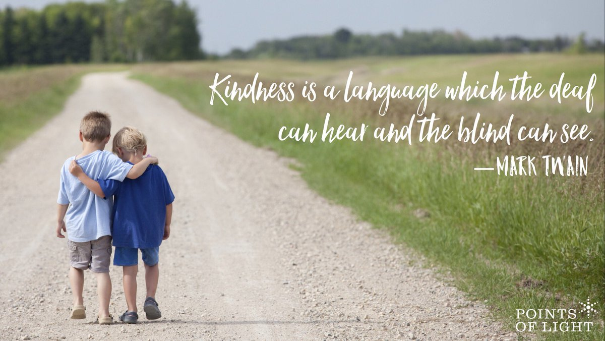 Happy #RandomActsOfKindnessDay! Here are 109 ideas for spreading kindness today : https://t.co/IfgT1fWRjf https://t.co/COUJZ5HEk2