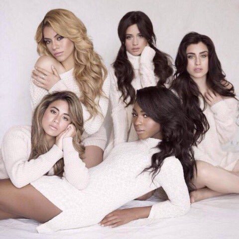 Because 2 is > 1, 3's company, 4's a crowd, but 5 never looked more perfect. Gettem, ladies. @FifthHarmony #WCW https://t.co/GPvEoH5sS3