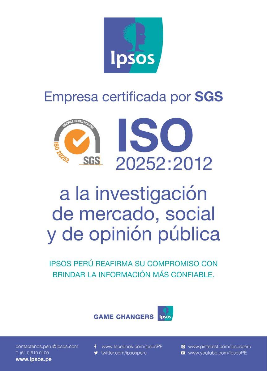 Ipsos Perú on Twitter: