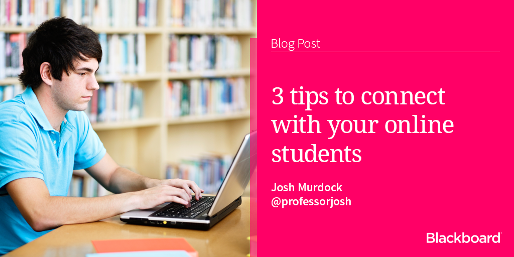 Connect with your #elearning students by creating a community from the start. More tips: https://t.co/T8h4sLP08s https://t.co/L5b5Ba1TEy