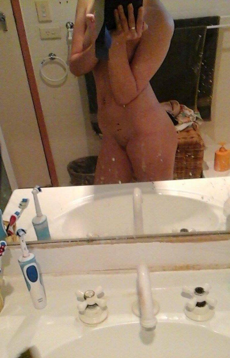 Nude Selfie 3634