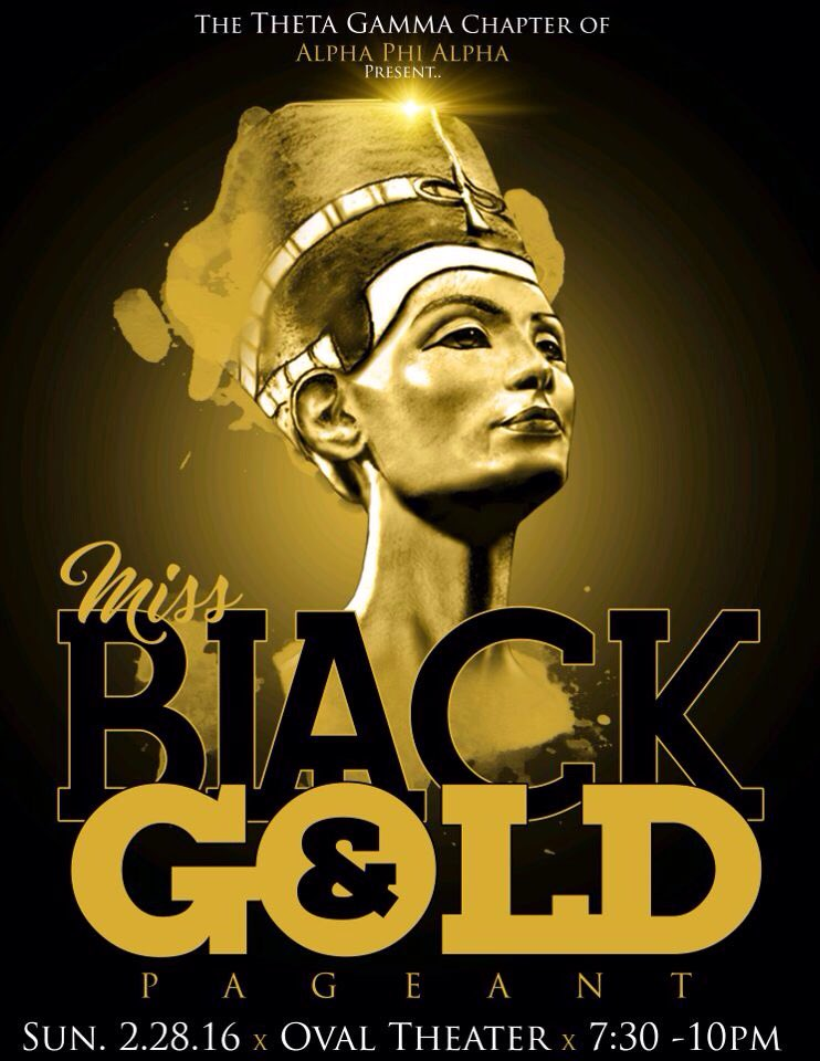 miss black and gold flyer Honghankkco